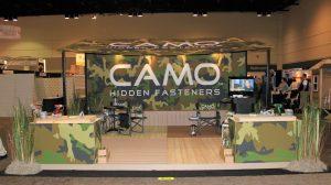 Custom tradeshow display