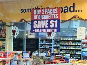 custom indoor hanging promotional banner